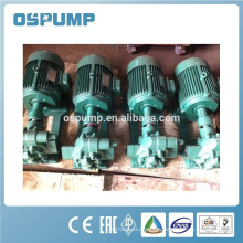 Gear eletric diesel transfer oil gear pump