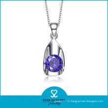 Pendentif étonnant pour bijoux Amethyst (SH-N0090)