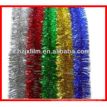 christmas tinsel pet film