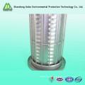 caja de filtro de polvo de acero inoxidable con venturi