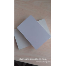 5mm PVC Board, 15mm PVC Block, Top quality 1.22*2.44cm pvc board