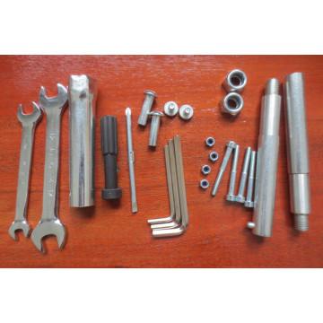 Tools of HHPW170, Spare Parts