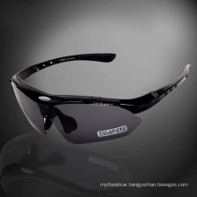 Bicycle Equipment with Myopia Frame, Riding Glasses, Outdoor Sports Bicycle Glasses