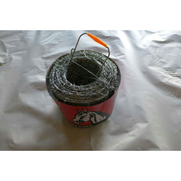 Bahan Wire Steel dan Galvanized cheaps wire berduri