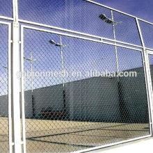 Niedrigster Preis und hochwertige temporäre Baukette Link Zaun