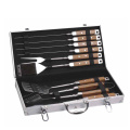 9pcs Home Solutions Grillgereedschapset