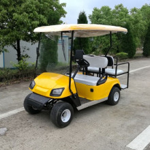 Reliable for 2+2 Seaters Gas Golf Carts 4 seater ezgo gas golf carts export to Libya Manufacturers