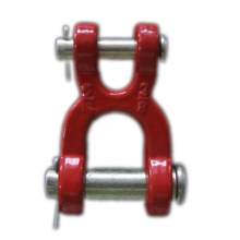 Hot Sell  Double Shackle Alloy Double Clevis Link