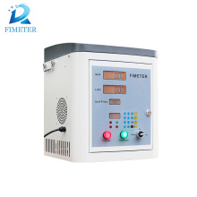 distributeur de carburant de station-service avec débitmètre