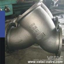 Литая сталь служила фланцем тип стрейнер y РФ