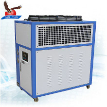 10 Years for Copper Coil Heat Exchanger,Chillers Used for Beer,Air Cooled Brewery Chiller Manufacturers and Suppliers in China Low Price 36KW Air Cooled Water Chiller supply to Portugal Wholesale