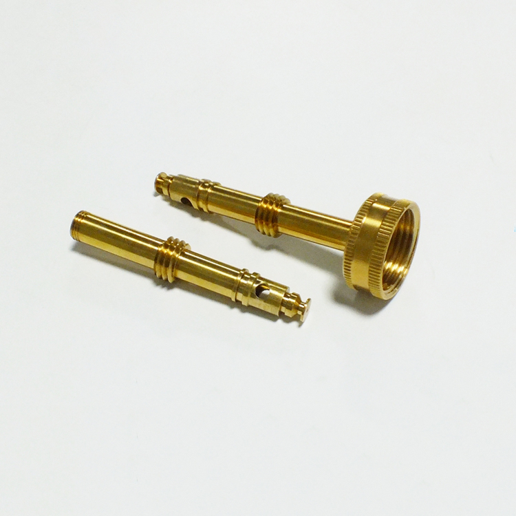 Custom Cnc Lathe Brass Turning Parts