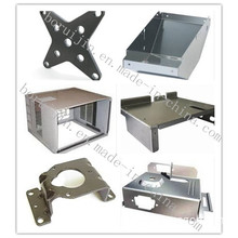 High Quality OEM Customized Steel Welded Parts/Aluminum Sheet Metal Parts/Metal Stamping Component