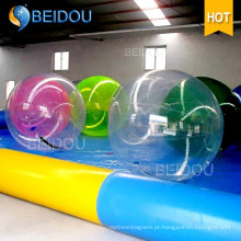 Durable adulto piscinas infláveis água gigante piscina inflável