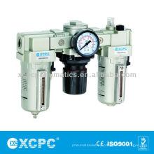 Aire fuente tratamiento-XMAC serie filtro regulador lubricador FRL de aire filtro de aire combinación unidades de preparación de