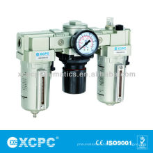 Air Source Treatment-XMAC series Filter Regulator Lubricator-FRL-Air Filter Combination-Air Preparation Units