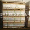 Aplicação de corpo de caminhão 5052 H32 fabricante de chapas de alumínio
