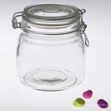 Airtight Food Canister Glass Jar Exporters
