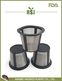 Reusable keurig filters