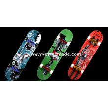 Скейтборд для взрослых с одобрениями CE (YV-3108-3)
