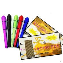 Tattoo Professional 20pcs 1.6mm Mental Ball Black Red Tattoo Pen Refill Pencil