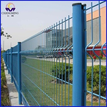 Cheapest Factory for Wire Mesh Fence Pvc Vinyl Coated Garden Fence supply to Cayman Islands Importers
