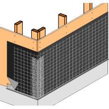 paneles de yeso esquina grano de yeso dentro de la esquina grano 45 grados de esquina de yeso cordón