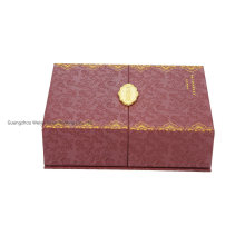 Promotional Printing Service Rigid Cardboard Paper Packaging Storage Gift Box