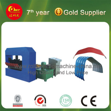 PLC Automatic Arched Roof Panel Curving Machine
