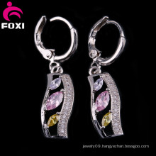 Fashion Hot Sale Little Earring with White Gold Plated