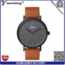 Yxl-020 Relojes de pulsera de acero inoxidable Moda Western Watch Promocional Caballo de marca más caliente reloj de cuarzo