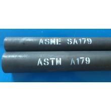 Tubo de aço soldado e sem costura ASTM-A179