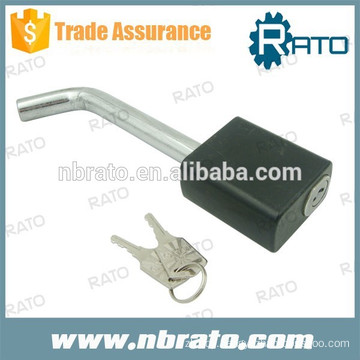 """RC-129 strong high security 1/2"""" trailer lock"""
