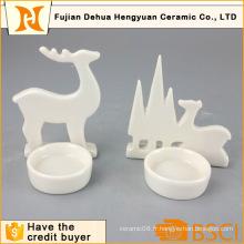 Elk Design Bougeoir de Noël (décoration de Noël)