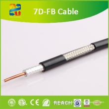 50 Ohm 7D-Fb cabo coaxial (CE / RoHS / ETL)