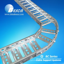 Bandeja de cabo de escada com boa taxa de carregamento e preço barato
