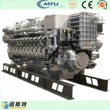 Generador eléctrico refrigerado por agua de 800kw con la marca de fábrica de Mtu