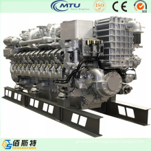 800kw Water Cooled Electric Generator with Mtu Brand