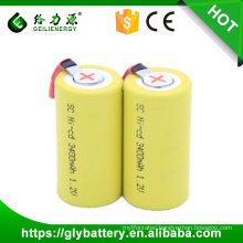 Best Good Quality Sub c Battery Nicd Factory Price
