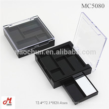 MC5080 Palette d'oeil vide en plastique avec miroir