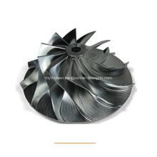 GE and EMD turbine wheel