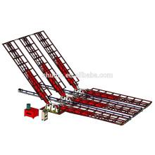 2014 Best Price Steel Sheet Turn-over Machine Plate Turning Rotator Plate Turning Machine