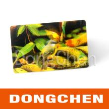Custom 3D Lenticular Flip Printing Plastic Card