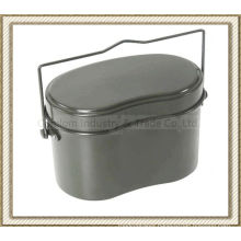 Camping Aluminum Military Mess Tin Set (CL2C-DJG1810-3B)