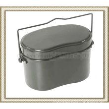 Camping Aluminum Military Mess Tin Set (CL2C-DJG1810-3B)