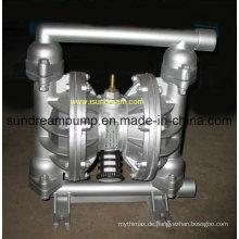 Qby Luftbetriebene (pneumatische) Doppelmembranpumpe