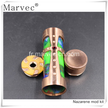 Marvec Nazarene vape mécanique e cigarette kits
