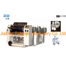 China Buen proveedor 3 capas de rollo de papel que rajan la maquinaria