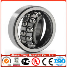 Roulement à billes à haute efficacité Hybrid / Full Ceramic Self Aligning Ball Bearing (1305)