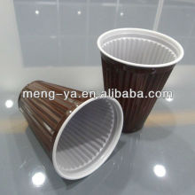 Double Color Disposable Plastic Cup For Drinking